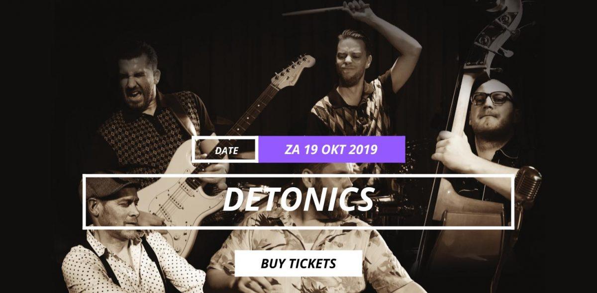 Detonics 2020