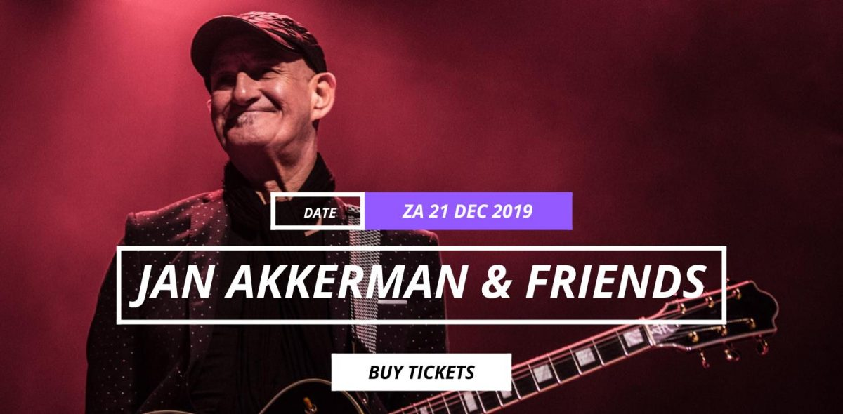 Jan Akkerman and Friends 21 december 2019
