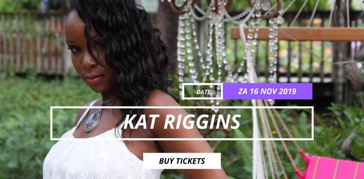 Kat Riggins 16 november 2019