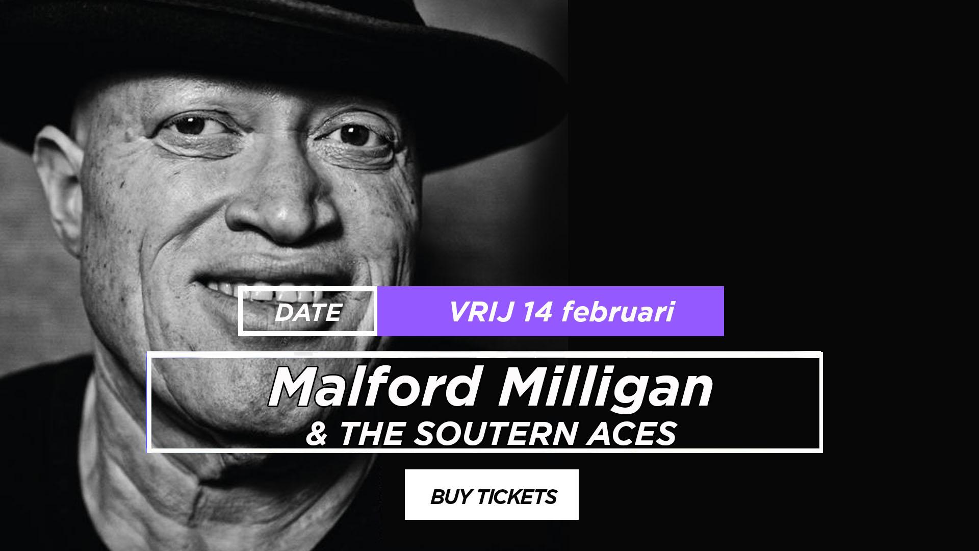 Malford Milligan