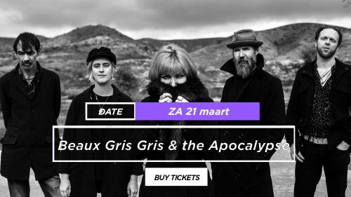 Beaux Gris Gris & the Apocalypse