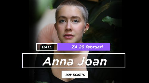 Anna Joan 29 februari 2020