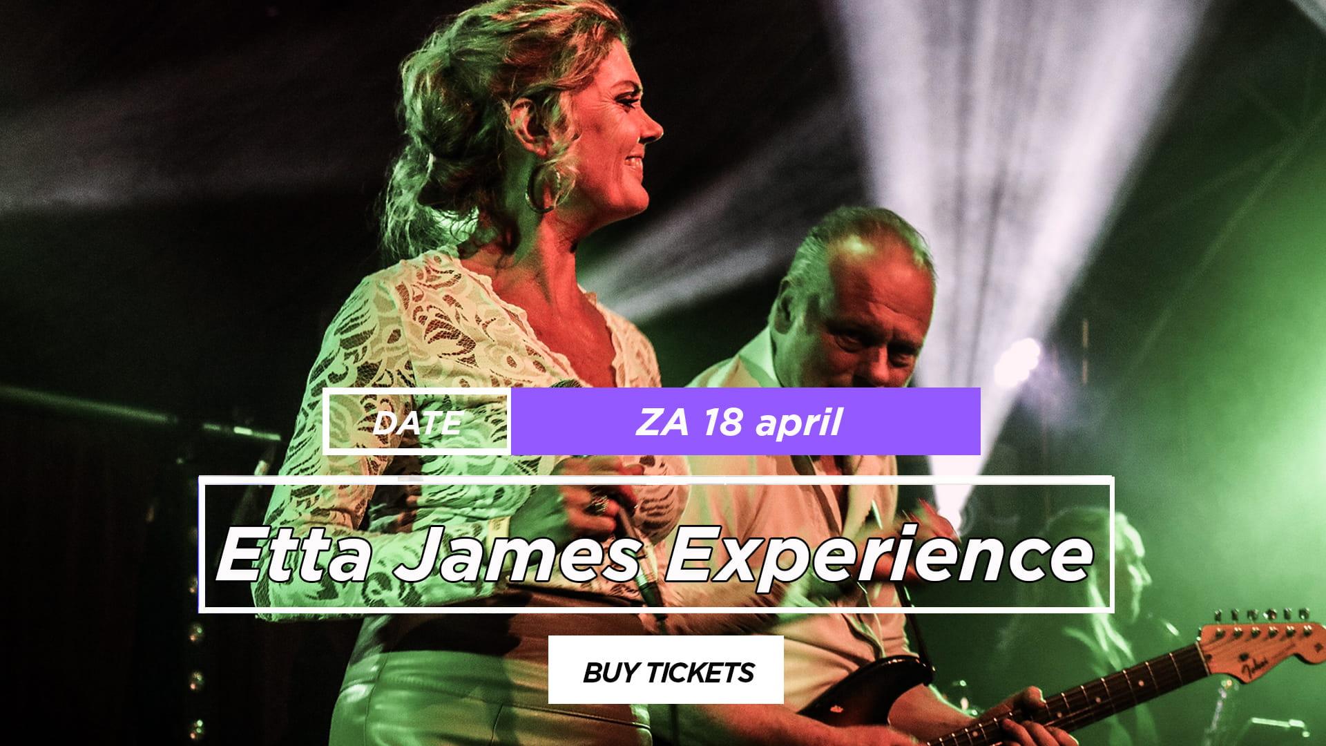 Etta James Experience